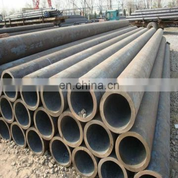 carbon steel seamless pipe q235 round pipe price per meter