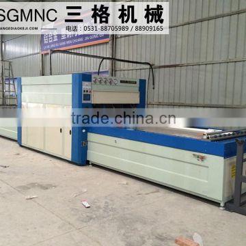 hot press melamine laminating machine , laminate machine for wood