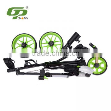 Best selling products golf trolley,hand golf trolley,chinese golf trolley