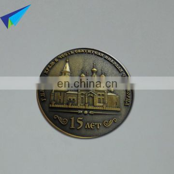 Hot sale metal customized challenge coins/bulk cheap old coins