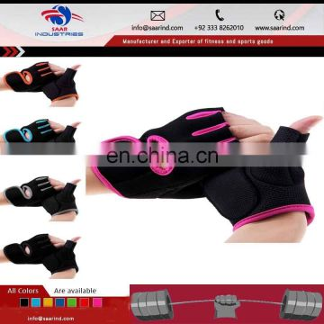 Weight Lifting Gloves, Gym Fitness Gloves, Crossfit Gloves