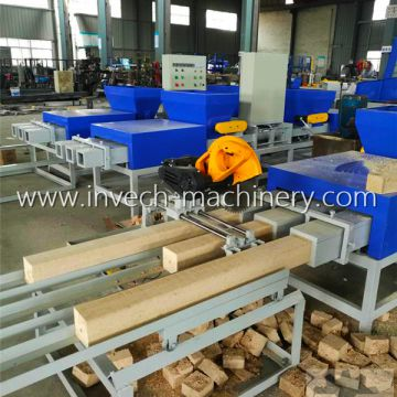 Pallet Block Machine