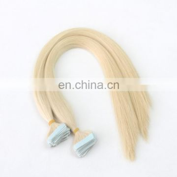 8-30Inch Wholesale Hair Extensions China Top Quality Healthy Skin Tape Hair Weft Affordable Cheap Human Remy Tape Hair Extension