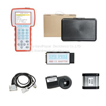 Super Dprog5 IMMO Odometer Airbag Reset Tool Replace Data Smart 3+