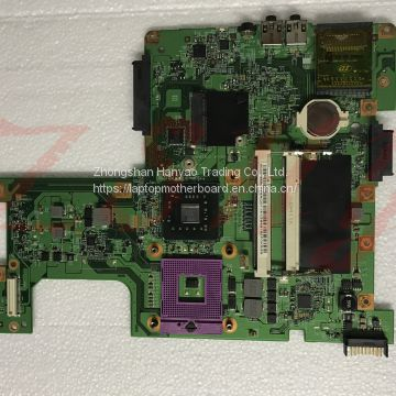 cn-0g849f 0g849f for dell 1545 laptop motherboard ddr2 gm45 08212-3 48.4aq01.031 Free Shipping 100% test ok