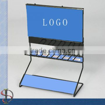 Wire Countertop Display Rack for KeyChain Display
