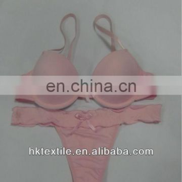 High quality micro underwear sets for ladies