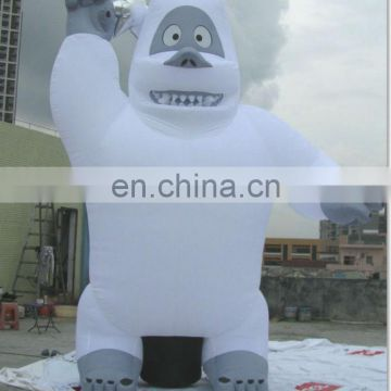 Inflatable Orangutan Shape for Advertising