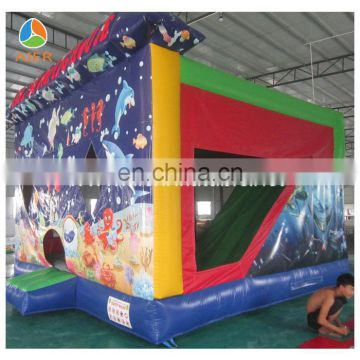 2017 Aier bouncy castles inflatables inflatable castle slide jumping castles inflatable