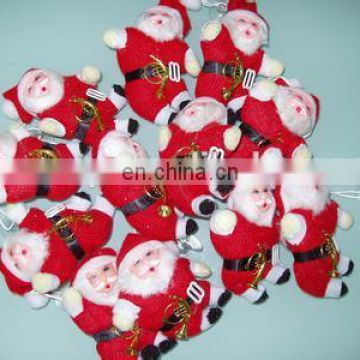 new design moving christmas santa claus toy father christmas