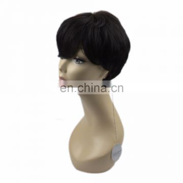 Alibaba wholesale factory price hot selling human hair wig products in America