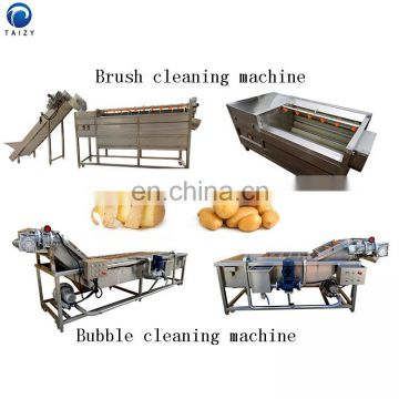 dragon fruit washing machine for cleaning vegetable washing and drying machine