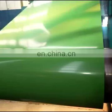 Manufacture of Prepainted Galvanized steel coil  / Galvalume Steel Coil (PPGI) with SGS Certification