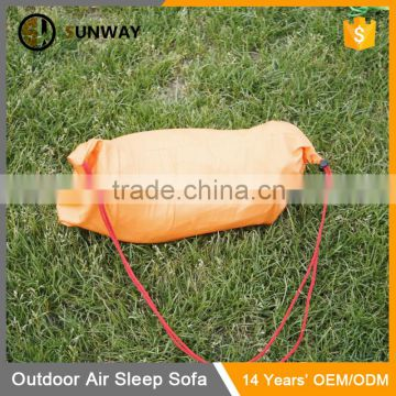 Hottest Products Travel Outdoor Camping Inflatable Sleeping Bags Sofa