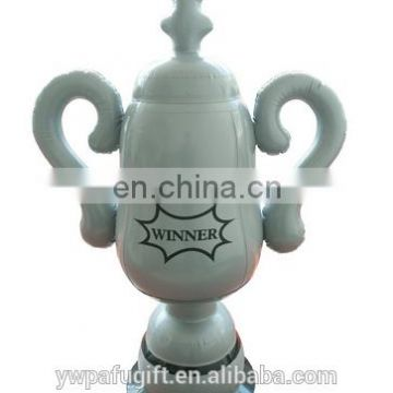 party promotional gift PVC inflatable trophy toy