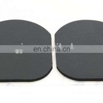 Manufacturer supply rubber chair feet with short lead time