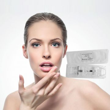 anti-aging treatment injection grade ha 2ml cross-linked hyaluronic acid filler