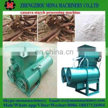 tapioca starch making machine potato/cassava starch production line processing machine