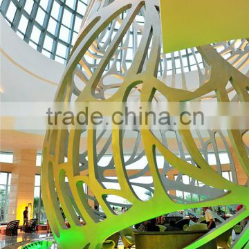 High quality abstract large metal art sculptures
