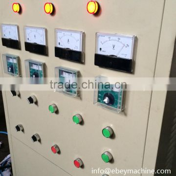 Granulating Recycled Plastic Granulator Pp Recycling Machine