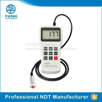 high cost performance coating thickness gauge CM0F yushi manufacturer
