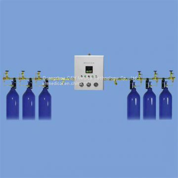 Automatic Change-Over Nitrous Oxide / N2O Manifold Equipment for Medical Gas Pipeline System