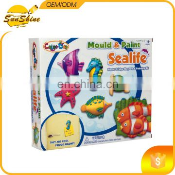 China factory directly custom Mould&paint-Sealife