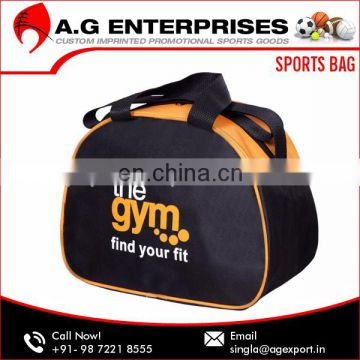 Best Personalized Polyester Gym Sport Bag, Travel Duffel Bag