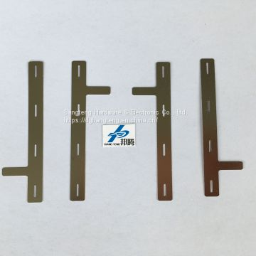 Factory Director Battery Connector Welding Tab 0.15mm Nickel Plated Strip for 18650