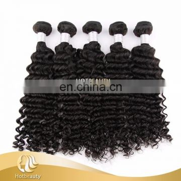 Paypal available 100% human hair sixe girl india deep curl india hot six