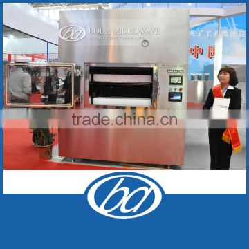 Batch microwave vacuum drying machine industrial low temperature Microwave vacuum Fruit/Food dryer
