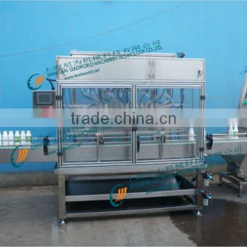 automatic single line cooking wine filling line