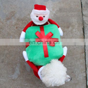 Funny Christmas Pet Clothes Winter Dog Apparel Pet Cloth