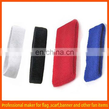 advertising customized football head band