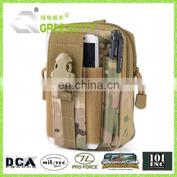 Tactical Molle Pouch Belt Waist Pack Bag Small Pocket Military
