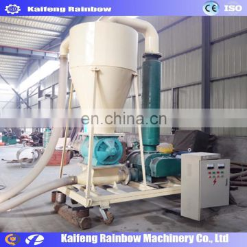 High efficiency vacuum conveyor system used for powder