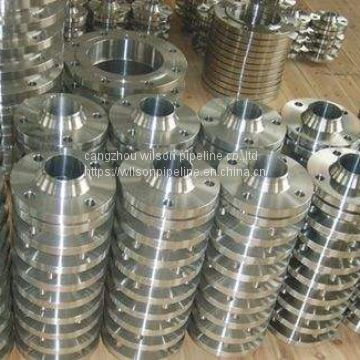 Slip-on Welding Steel Pipe Flanges
