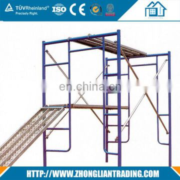 movable steel used construction scaffolding for sale
