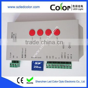 T1000S full color offline led controller with sd card