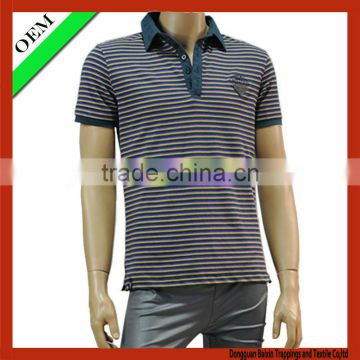 custom high quality men polo t-shirts