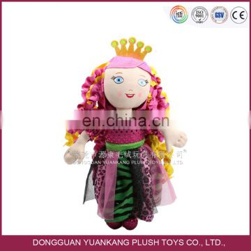 Wholesale American girl doll custom rag doll toys factory