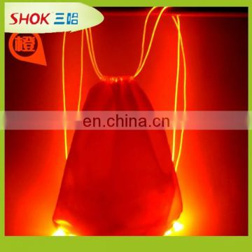 China suppliers backpacks,hot pack backpack,LED backpack