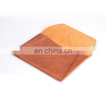 Trade Assurance Supplier Quality Custom Leather Mini Pad Holder