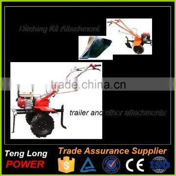 China Wholesale 7hp Garden Hand Push Gasoline Gearbox Rotary