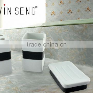 Elegant Ceramic Bath Bathroom Sets