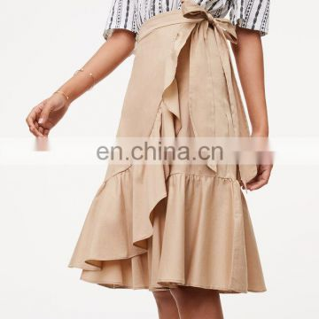 Fashion Wrap skirt
