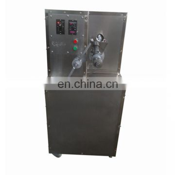 small manufacturing machines for ice cream making and corn bulking / extrusion