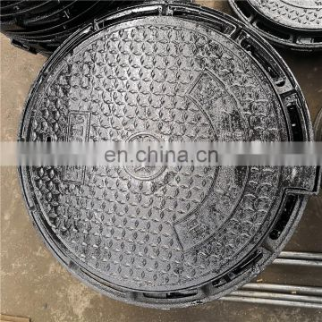 B125 manhole cover ductile cast iron