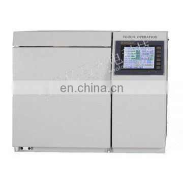 GC2002 Series Color touch screen intelligent gas chromatograph