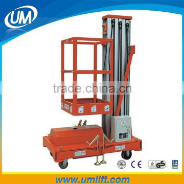 Movable small scissor pneumatic lowes scissor lift table of